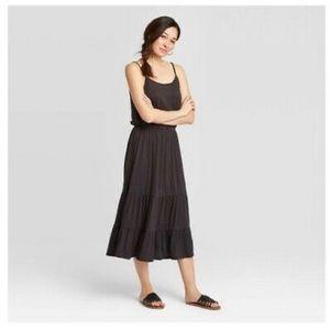 Knox Rose Sleeveless Tiered Dress